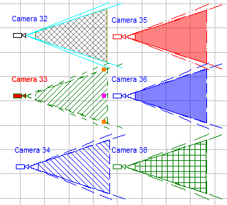 What is new in videocad for Camere dwg